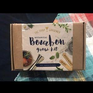 Bourbon Grow Kit. The Tipsy Gardener.